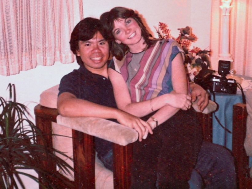 Mom and Dad 1986