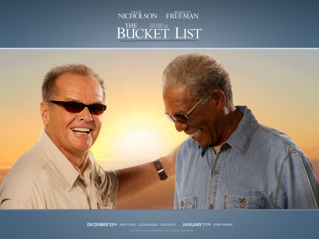 The Bucket List - Movie Wallpaper - 02