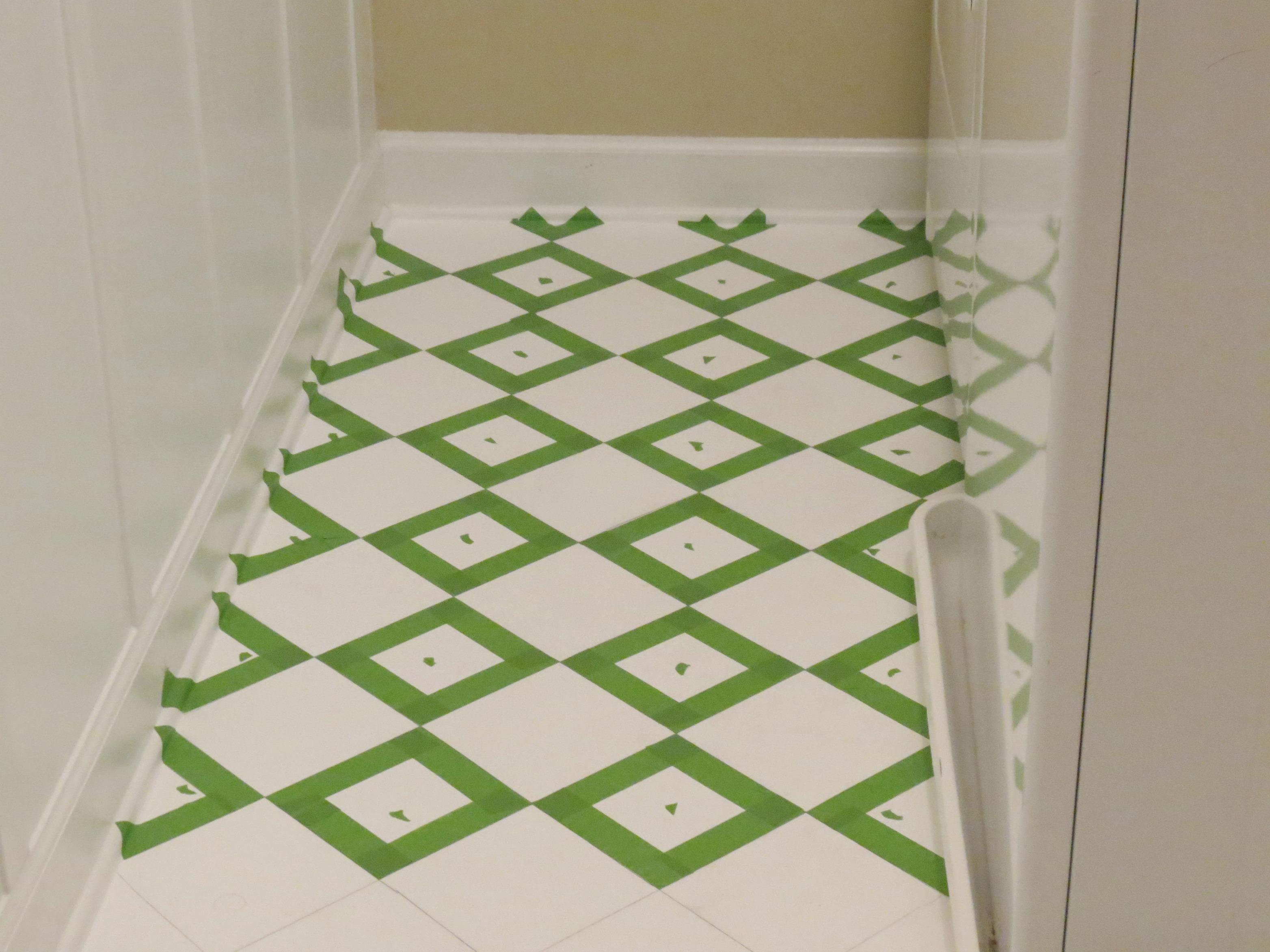 Painting Linoleum Kitchen Floor Painting Linoleum Floors Katinabagscom