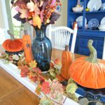 FALL IS HERE ~ and so are the decorations!