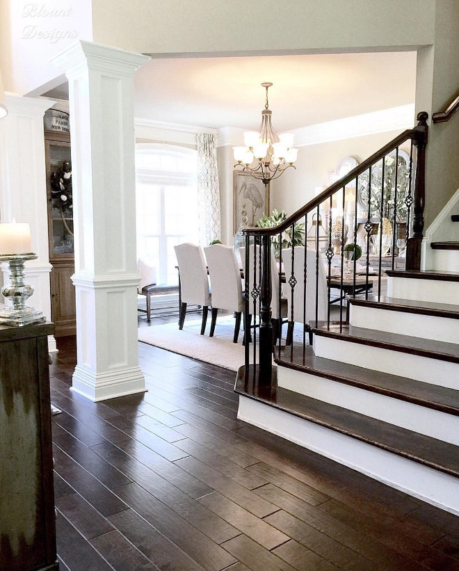 Inspiration pinspiration 25 beautiful hardwood floors for Hardwood floor ideas