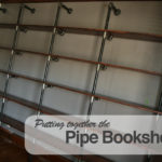 INSPIRATION PINSPIRATION ~ Industrial Pipe Shelving