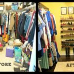 MASTER CLOSET REVEAL ~ Organized, Clean, & Beautiful!